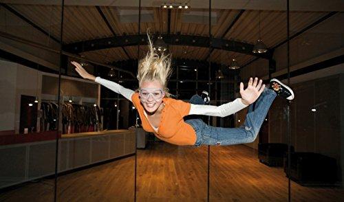 Indoor Skydiving - Bodyflying in Bottrop Fun4You Erlebnisgeschenke