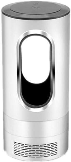XGTsg Lámpara de insecticida LE Fotocatalizador de USB Mosquito hélice Trampa para Mosquitos Luz Funcionamiento silencioso, radiación no tóxica para bebés, niños y Mujeres Embarazadas, Blanco