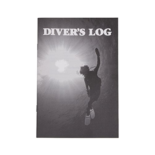 (TRIDENT Standard Diver's Log Book with Dive Tables)