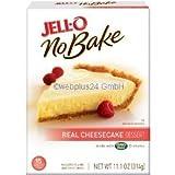 Jell-O No Bake CheeseCake pkg. of 2 - 11.1 oz by Jell-O