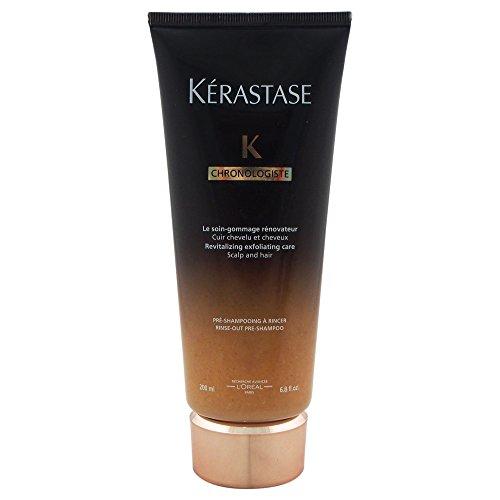 (Kerastase Chronologiste Revitalizing Exfoliating Care Scalp and Hair Pre-Shampoo, 6.8 Ounce)