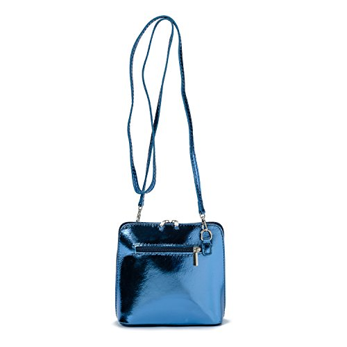 PRB1507 hombro navy Azul azul al Navy Parubi mujer para Bolso HfqwxfSPF