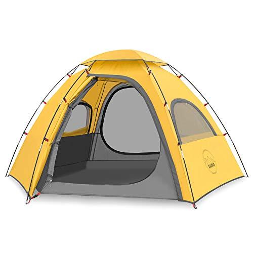 KAZOO Outdoor 4 Person Tent