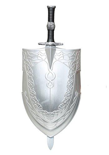 (Fun Costumes Woman's Sword & Shield Standard)