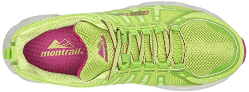 Montrail Womens Bajada II Trail-Running Shoe Fission/Deep Blush DKDte9Y