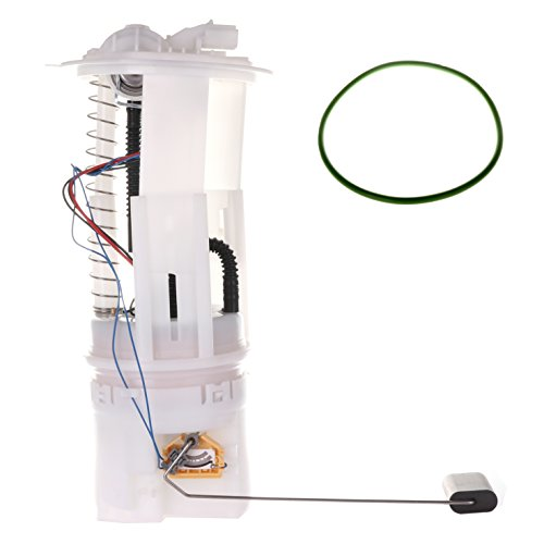 ECCPP Electric Fuel Pump Module Assembly w/Sending Unit Replacement for Jeep Wrangler TJ 05 06 2.4L E7200M ()