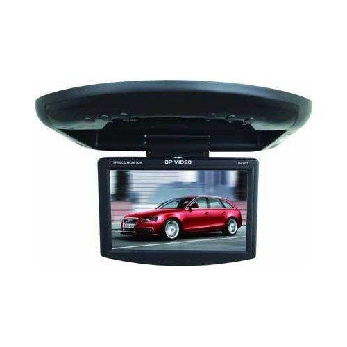 DP Audio Video DZ701 7-Inch Overhead  LCD