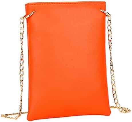 8b775bfbb98b Shopping Oranges or Ivory - Leather - Shoulder Bags - Handbags ...