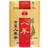 Ginseng tea (paper) 3g * 50 wrapped Korea food and beverage / Korea tea ginseng tea