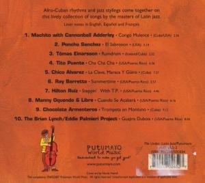 Putumayo Presents: Latin Jazz by Putumayo