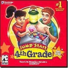 JUMP START 4TH GRADE DELUXE 2CD (Jumpstart Set)