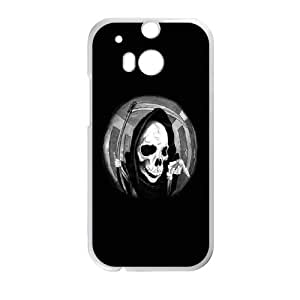 Fashionable Case grim Reaper for HTC One M8 WASCQ8475105