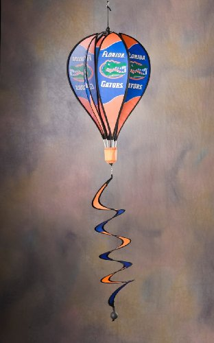 Florida Pinwheel (NCAA Florida Gators Hot Air Balloon Spinner)