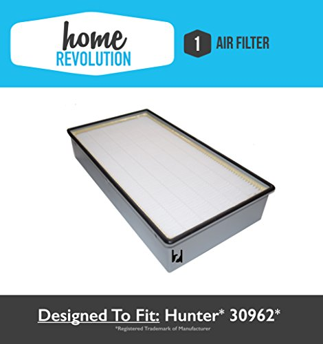 Hunter 30962 Comparable Air Purifier Replacement Filter; Home Revolution Brand Quality Replacement (1)