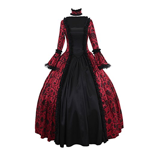 31c49be049f 1791 s lady Women s Victorian Rococo Dress Inspiration Maiden Costume  NQ0032 (L Height65-67 Chest38.5-40″ Waist30.5-32″