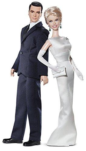 Barbie Collector Pillow Talk: Doris Day And Rock Hudson Doll Gift Set
