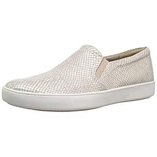 Naturalizer womens Marianne Sneaker, Cream, 9.5 Narrow US