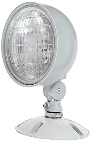Single Remote Halogen Head Emergency Light 6v Waterproof 7.2w UL Approved