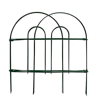 Amagabeli Decorative Garden Fence
