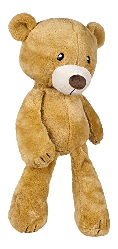 FAMOSA SOFTIES - Smarty Bear, oso de peluche, color marrón clarito (Famosa 760013784