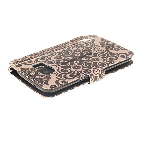 móvil Case silicona Carcasa Polvo PC blanco Caso Samsung Piel Conector Galaxy 9 teléfono 10 Carcasa smartphone cubierta S7 Cover De Painted para Funda Shell de de nbsp;Edge PU AEIqw0q
