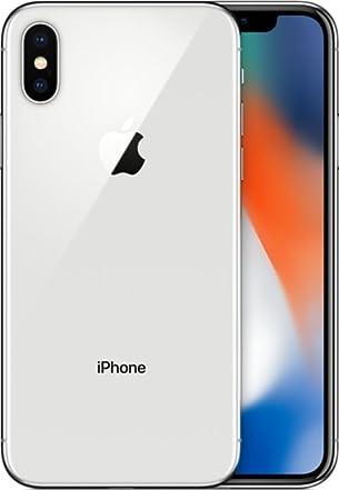 iPhoneX 64GBシルバー MQAY2J/A 国内版SIMフリー白ロム