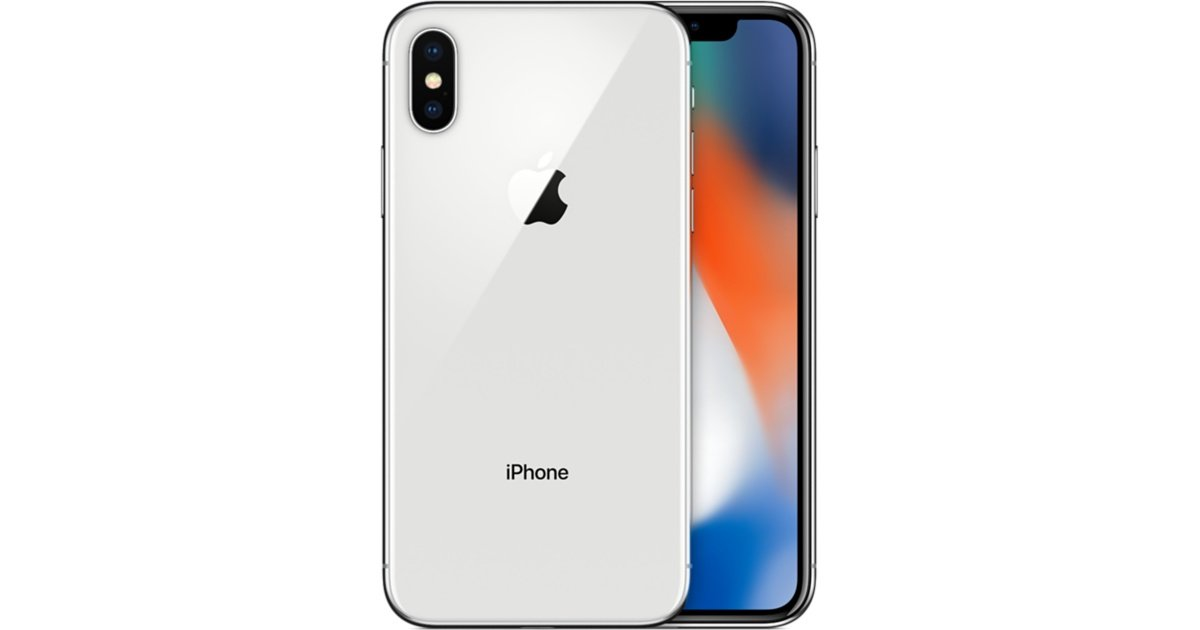 iPhoneX 64GB(シルバー)の商品画像