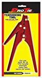 Pro Tie TTN18175 8.0-Inch 18 to 175-Pound Intermediate Tension Tool Ties, Nylon