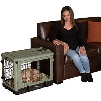 """Amazon.com : Pet Gear """"The Other Door"""" 4 Door Steel Crate"""