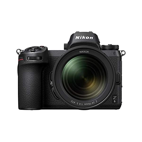 RetinaPix Nikon Z6 Mirrorless Camera with 24-70mm Lens