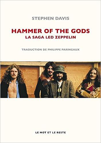 Lire Hammer of the Gods - La Saga Led Zeppelin pdf