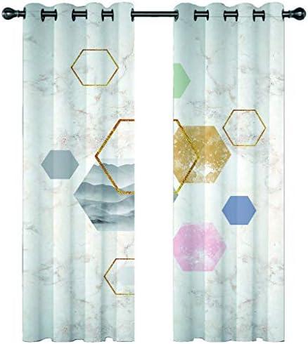 カーテン 遮光カーテン 2つのパネルセットブラックアウトアイレットカーテンスーパーソフト熱絶縁ホーム装飾ソリッドカーテン遮光カーテン熱絶縁アイレット、3D完成遮光カーテン、 (Color : #8, Size : 280x180cm*2)