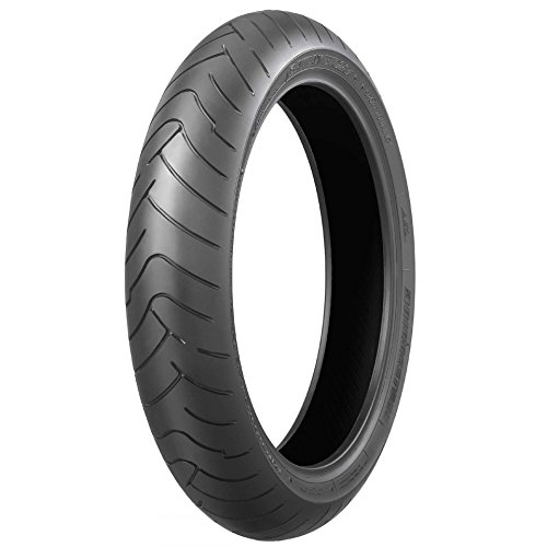 Bridgestone Battlax BT-023F Sport Touring Radial Tire - Front - 120/ 70ZR-17 , Position: Front, Rim Size: 17, Tire Application: Touring, Tire Size: 120/70-17, Tire Type: Street, Load Rating: 58, Speed Rating: (W), Tire Construction: Radial 001279