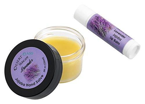 Lavender Lip Balm - 4