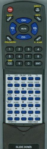 Replacement Remote Control for Harman KARDON AVR161, CARTAVR161HK, AVR1610