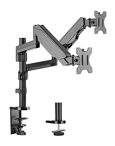 Jestik Advanced Flex 2.0 Dual Monitor Arm Clamp and Bolt