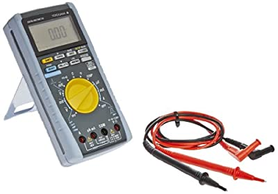 Yokogawa TY710 Digital Multimeter, 4.5 Digit, 50,000 Count Dual Display, +/-0.02%, 1,000 Logging memory, Bandwidth 20 kHz