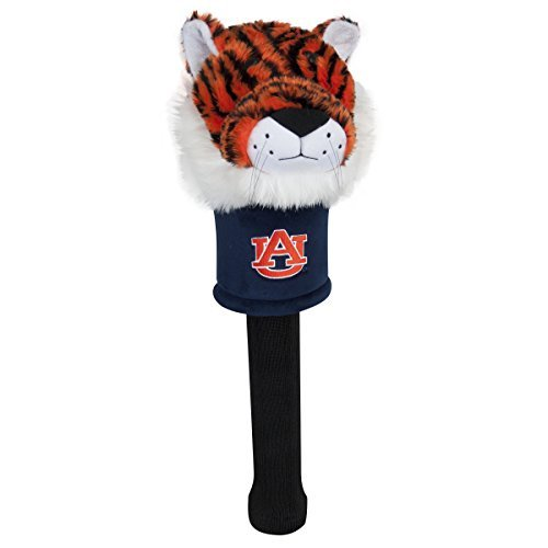 Team Effort Auburn Tigers Mascot Headcover - Sock