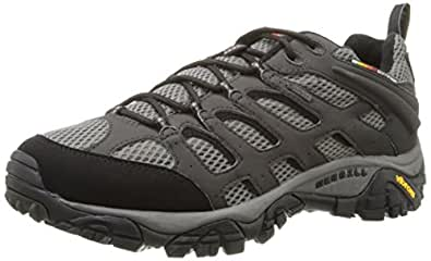 Merrell Men's Moab Shoe,Beluga,7 M US