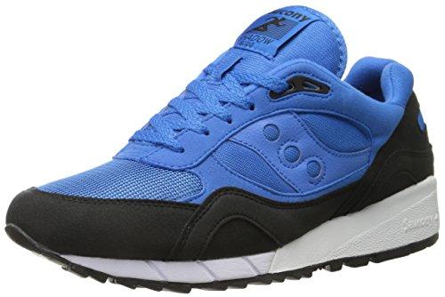 Saucony Originals Men's Shadow 6000 - Coral Reef Pack  Blue/Black Sneaker 10.5 D - Medium