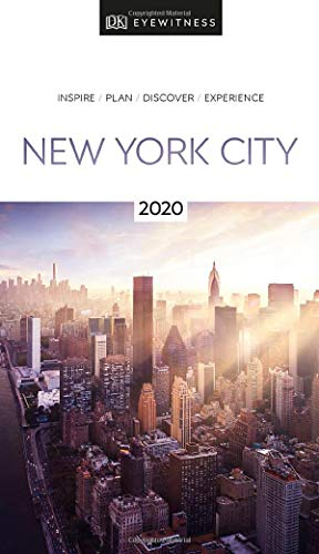 DK Eyewitness Travel Guide New York City: 2020