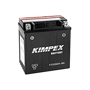 Kimpex YTX20CH-BS YTX20CH-BS KIMPEX BATTERY