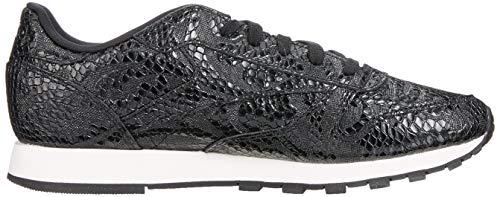 il Chaussures Femme lavender Luck Cl dark Multicolore black chalk Silver De Gymnastique Reebok Lthr 000 qxB4wE0