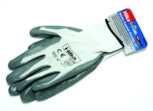 Hilka 75030010 Nitrile Coated Work Gloves by Hilka