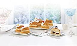 Baker\'s Advantage Fillables 2-Piece Non-Stick Mini Loaf Pan
