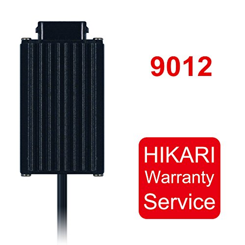 HIKARI Led Headlight Bulb Ballast,Warranty Service(Single Pack) (9012)