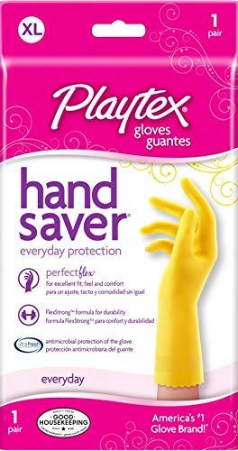 Playtex HandSaver Gloves: XL