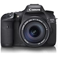 Canon EOS 7D 18 MP CMOS Digital SLR Camera with 18-135mm f/3.5-5.6 IS UD Lens (discontinued by manufacturer) Basic Facts Review Image