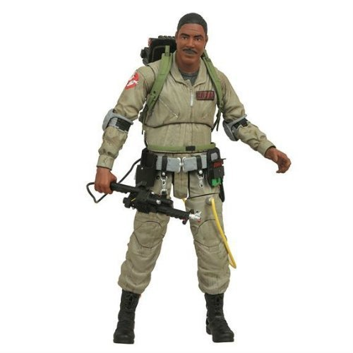 Diamond Select Ghostbusters Winston Zeddemore 7 Inch Action Figure