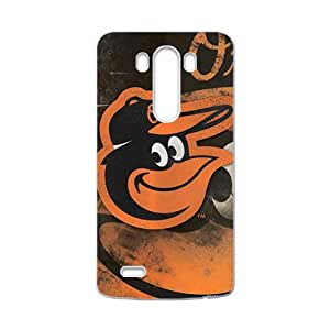 Baltimore Orioles Fashion Comstom Plastic case cover For LG G3